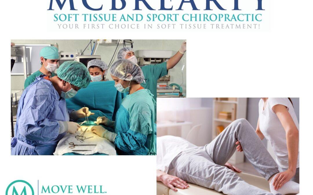Sports Chiropractor   Surgery