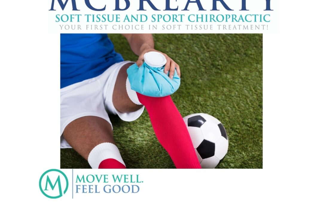 Sports Chiropractors   When to Use Ice